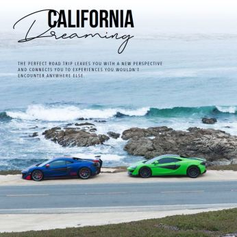 California dreaming 2